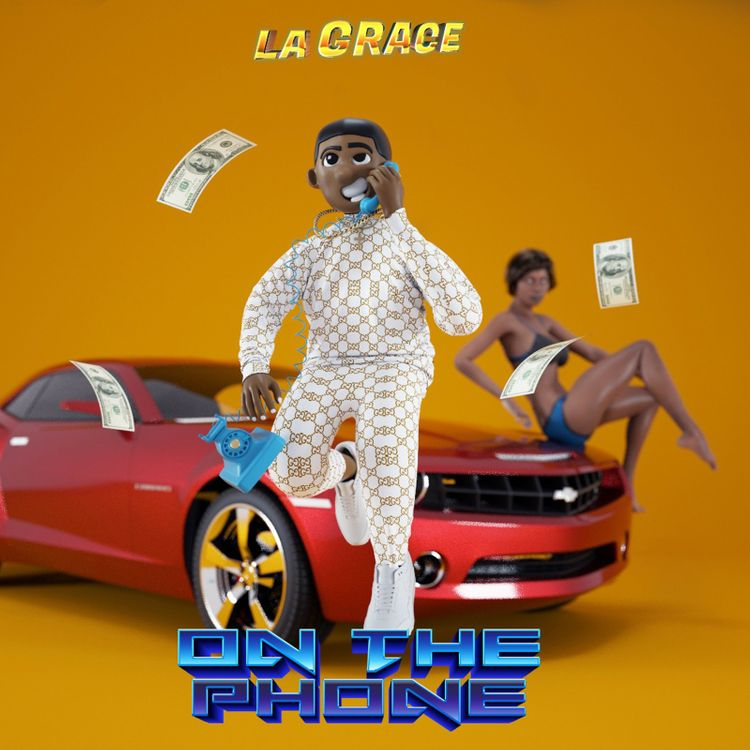 [Music] La Grace – On The Phone