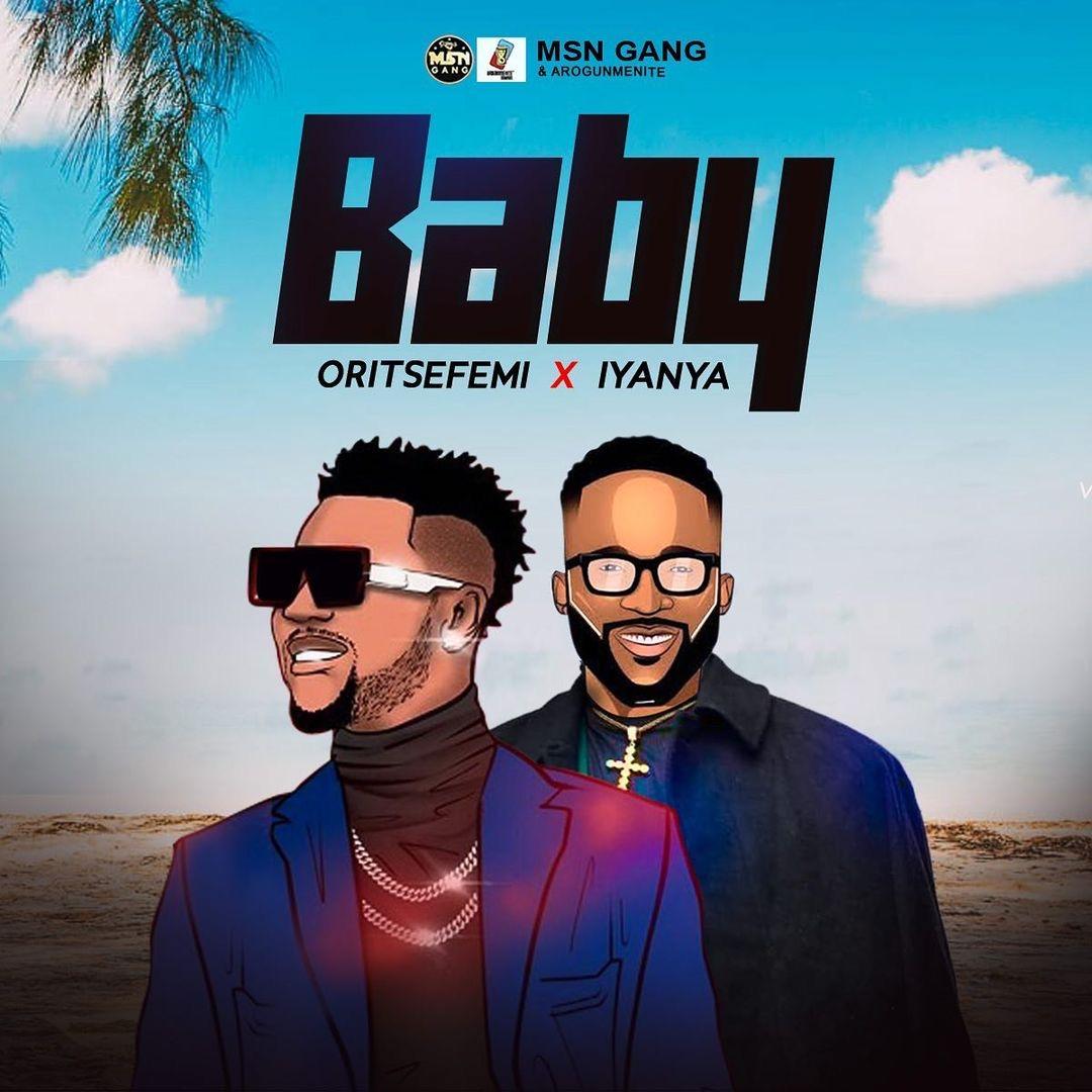 [Music] Oritse Femi Ft. Iyanya – Baby