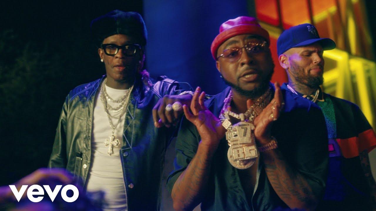 [Video] Davido Ft. Chris Brown & Young Thug – Shopping Spree